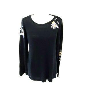 St John's Bay women's sweater. Size M